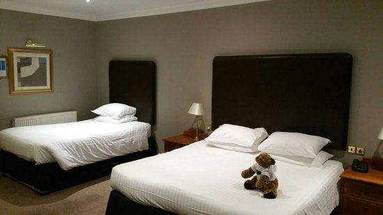 Acton Trussell, UK: Room 110