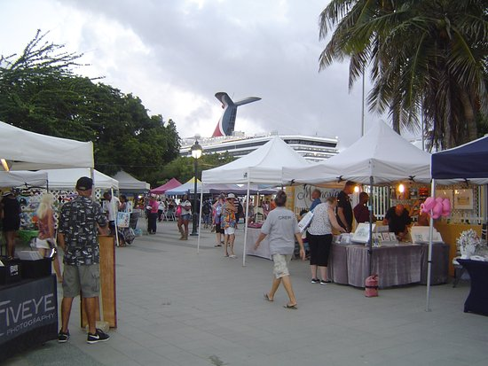 Kralendijk, Bonaire: Market