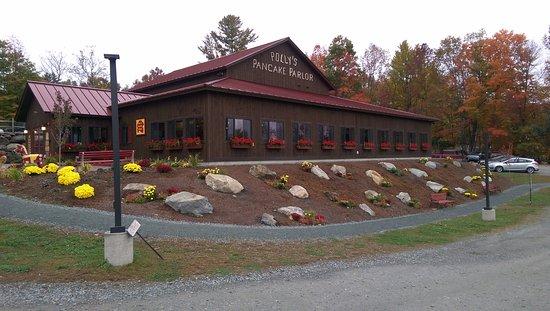 Sugar Hill, NH: Polly's Pancake Parlor
