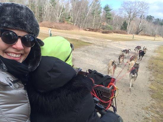 Campton, Nueva Hampshire: selfie :)