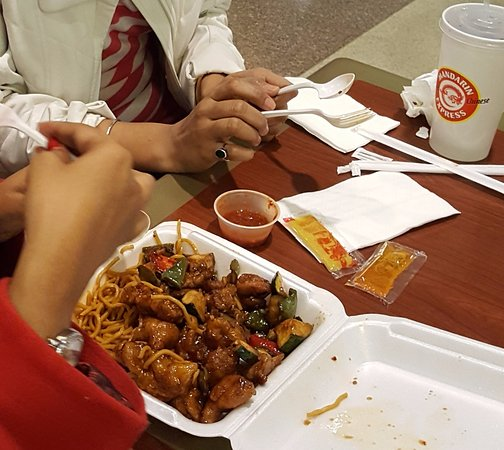 Towson, MD: noodles and chicken