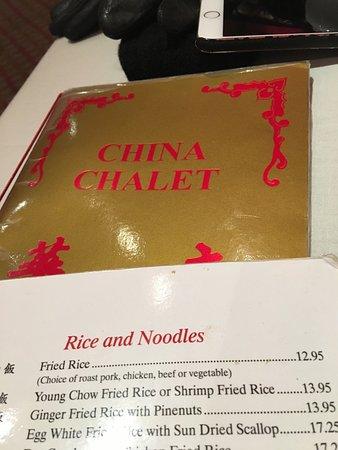 China Chalet Restaurant New York