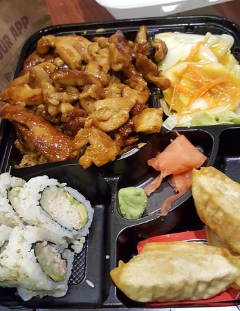 Towson, MD: sushi and all