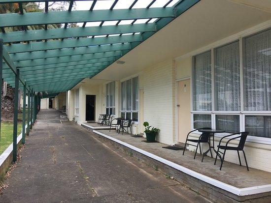 Kingscote, Australië: le stanze all'esterno