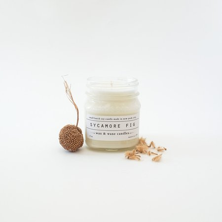 Lindsborg, KS: All-natural soy candles from Hannah Turner, an independent maker in New Haven, CT