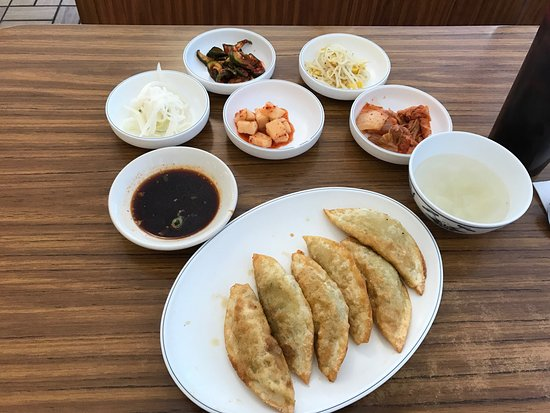 Valdosta, جورجيا: Dumplings - delicious!!!! All of the food was very authentic - so good!!