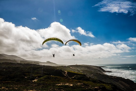 Natural High Paragliding: Freedom