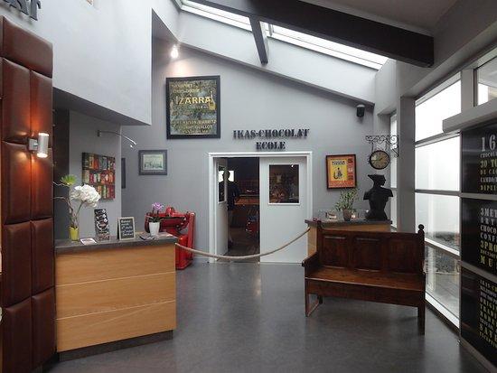 Chocolaterie-Musée Puyodebat