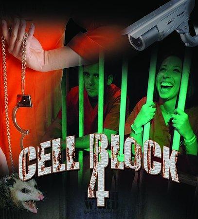Saugus, ماساتشوستس: Cell Block 4, Boston's most immersive escape experience!