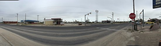 McCamey, TX: 3rd and Burleson