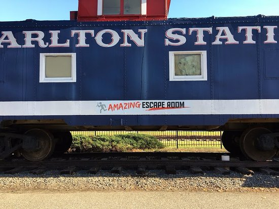 Freehold, NJ: Carlton Station is where we are.