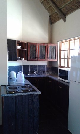 Northern Cape, Afrika Selatan: No 2 kitchen area