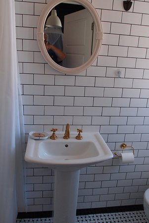 Stil Bad bad im retro stil picture of hotel palisade sydney tripadvisor