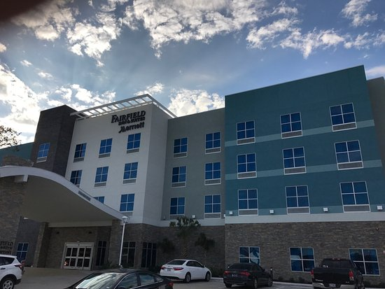 Fairfield Inn & Suites Rockport