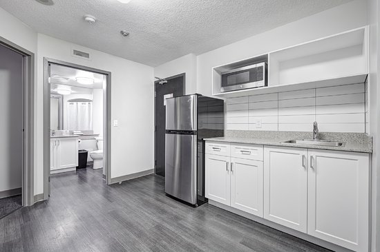 Residence & Conference Centre - Toronto: Two-Bedroom Suite Kitchenette