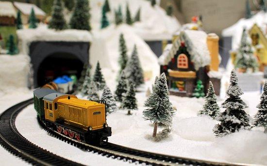 Expozitia Oraselul Trenuletelor