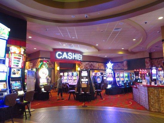 Klamath, CA: Casino