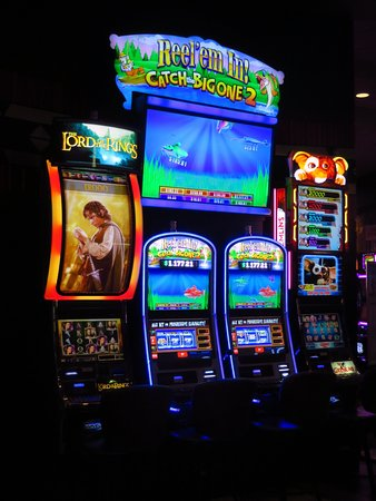 Klamath, Kalifornien: Casino