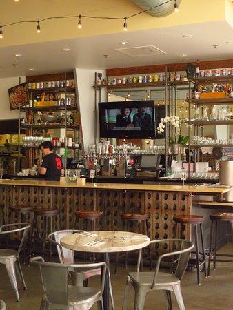 Bar Picture Of The Kitchen Door Napa Tripadvisor