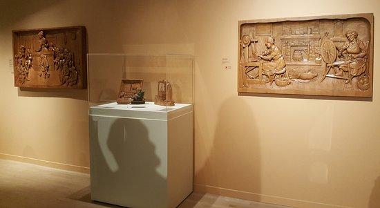 Quebec Museum of Folk Culture: Expo Jean-Julien Bourgault: témoin de son temps