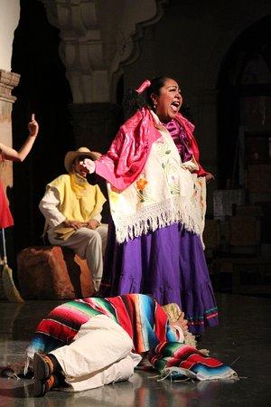 Queretaro, México: Tradicional Pastorela Navideña