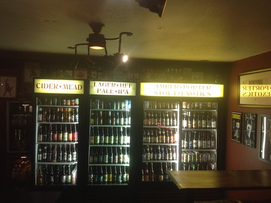 Bonners Ferry, ID: The coldest beers in town.