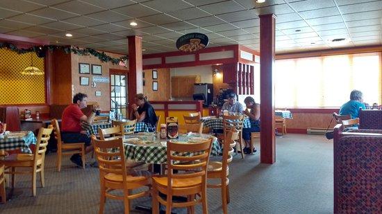 Hawke's Bay, Canadá: Pizza Delight Hawkes Bay