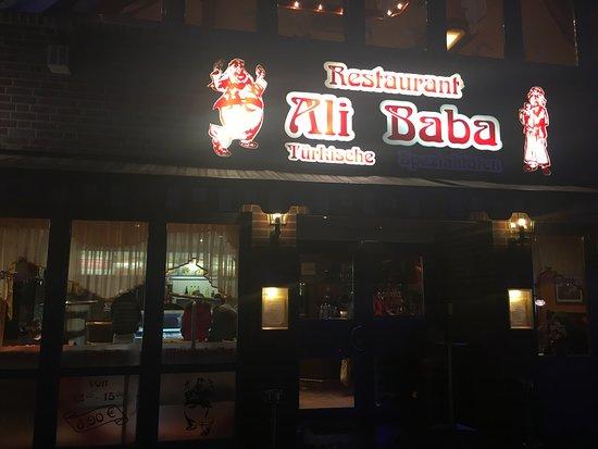 Ali Baba Delmenhorst von aussen
