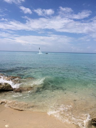 Frederiksted, St. Croix: Gorgeous weather and crystal clear waters are normal.
