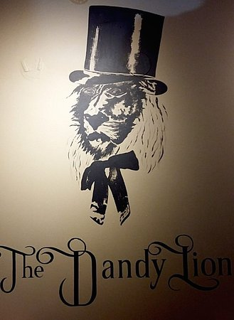 Bradford-on-Avon, UK: The new Dandylion
