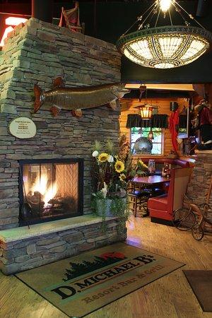 อะเล็กซานเดรีย, มินนิโซตา: Fireplace