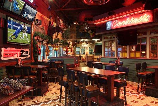 อะเล็กซานเดรีย, มินนิโซตา: Bar dining