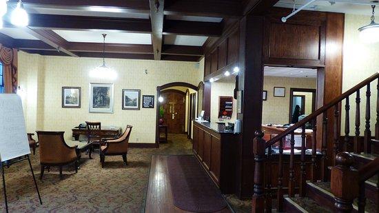 Glynmill Inn Lobby