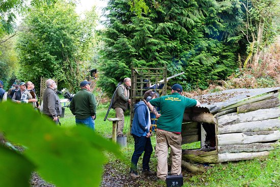 Ilfracombe, UK: Southwest Shooting School