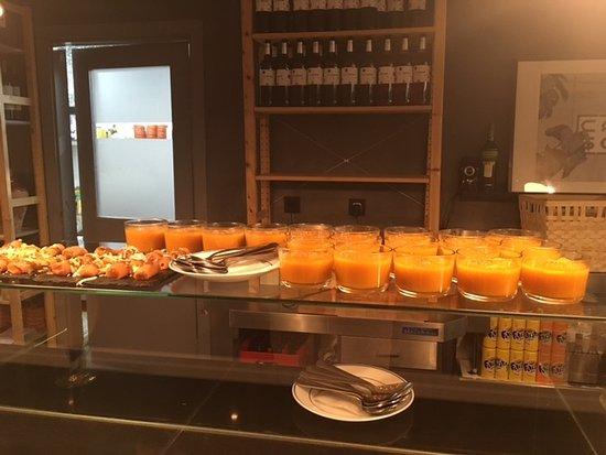 Sant Fruitos de Bages, Ισπανία: CENA PARA GRUPOS