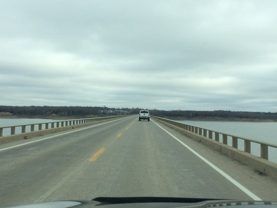 Johnston, IA: Crossing the bridge