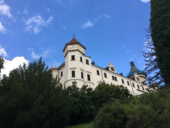 Bohemen, Tsjechië: The castle