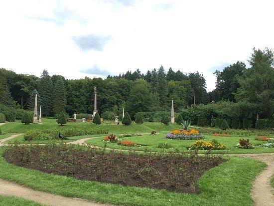 Bohemen, Tsjechië: The gardens