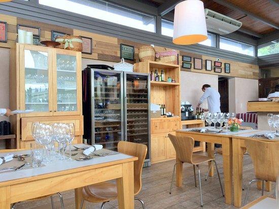 Lujan de Cuyo, Argentina: Dining Room