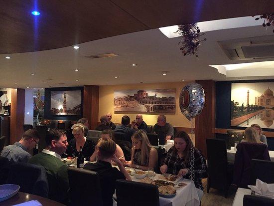 Dartford, UK: Radhuny Indian Restaurant