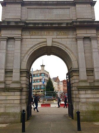Fusilier's Arch