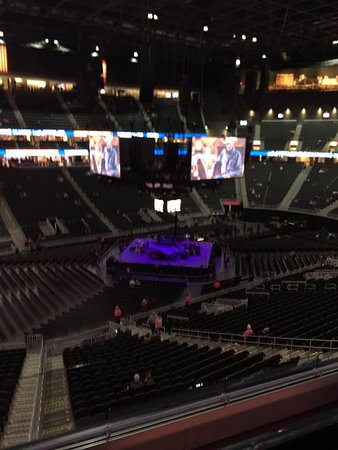 Suite View from 30 Picture of T Mobile Arena Las Vegas TripAdvisor