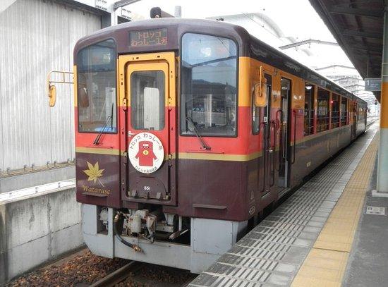 Kanto, Jepang: わたらせ渓谷鐵道
