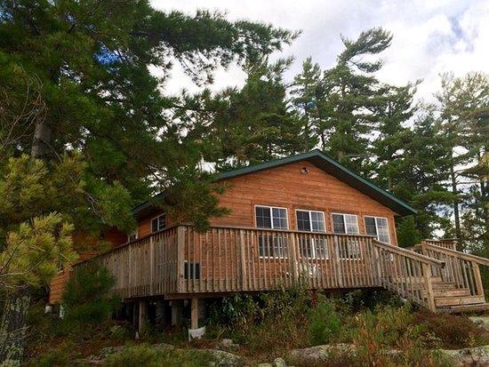 Friendly Passage Cabin Rental