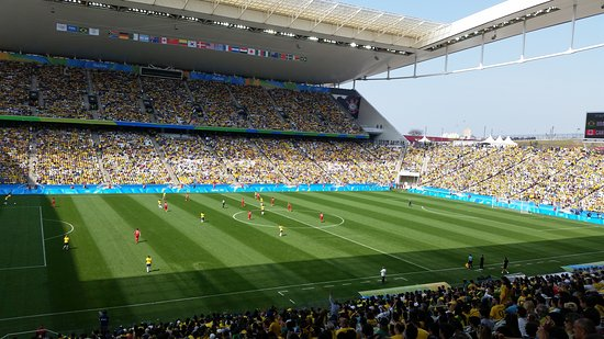 Image result for arena corinthians