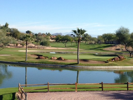 ‪Scottsdale Silverado Golf Club.‬