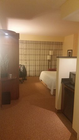 Washington, PA: handicap accessible room #103