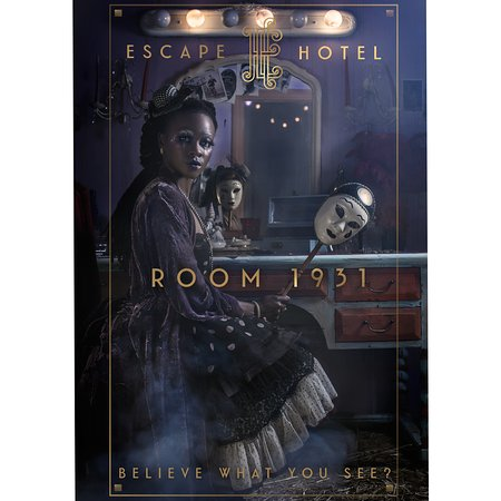 Room 1313  Witchcraft  - Picture of Escape Hotel Hollywood, Los
