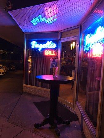 Ladner, แคนาดา: Vagellis Grill