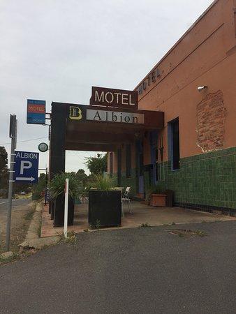 Albion Motel Hotel: photo4.jpg
